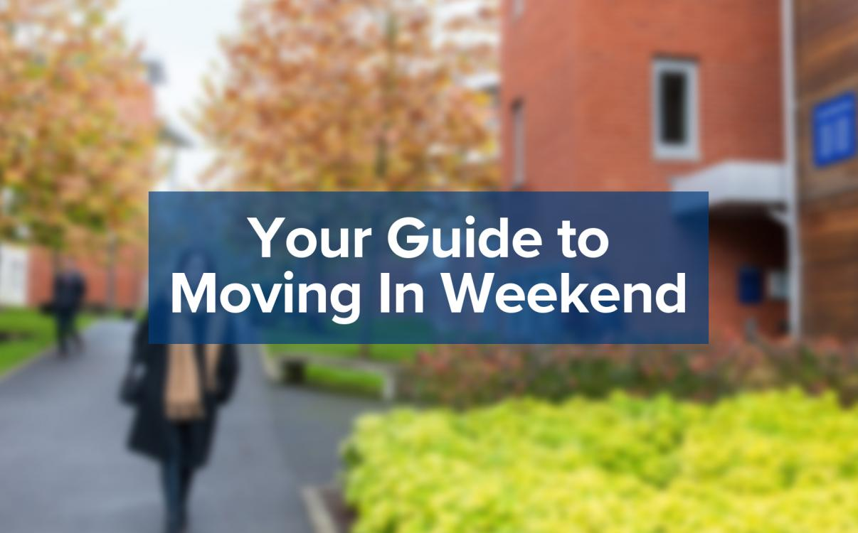 You guide to moving in weekend teaser