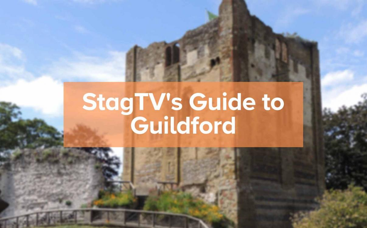Stag TV guide teaser