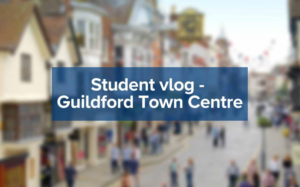 Guildford town centre teaser
